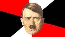 Never far from Hitler