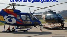 Sinclair & Aerial Newsgathering