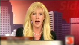 What a black eye for TV news